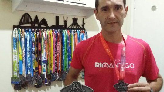 De passagem pelo Rio, uma corrida por ruas cheias de história