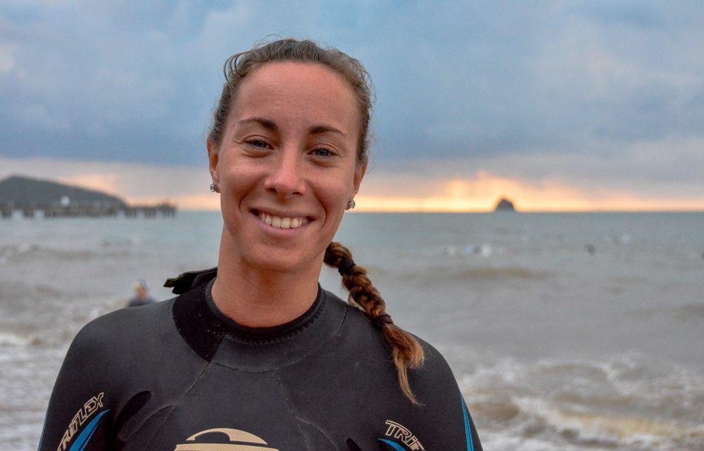 Cíntia Tobar chega a mais um Mundial de Ironman no melhor de sua forma