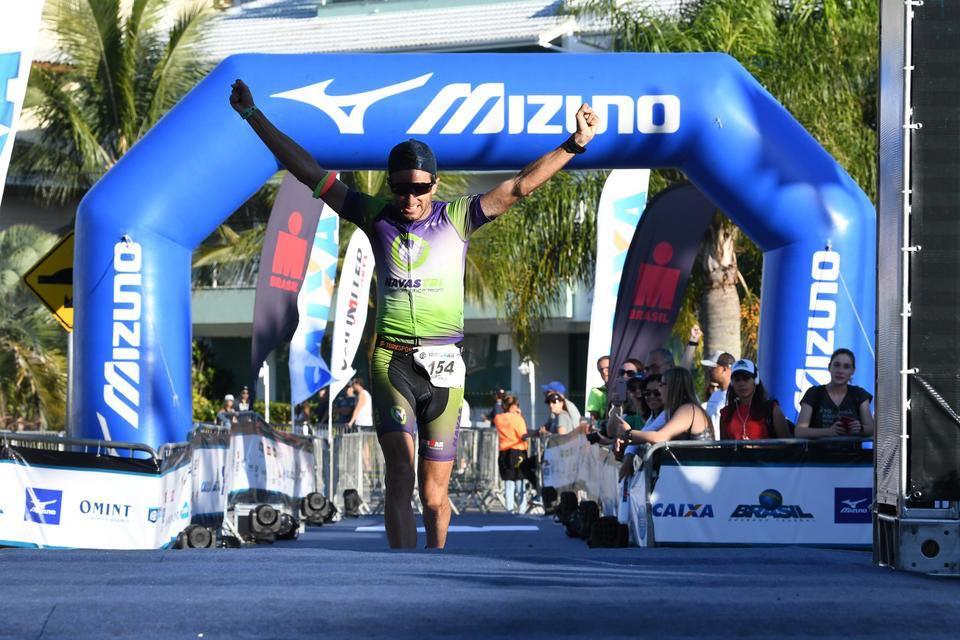 Marcos Calcic: 'Tudo é possível após se completar um Ironman!'