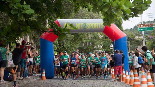 Desafio Tupinambá leva cerca de 500 atletas a trilhas e belezas do Parque da Cidade, em Niterói