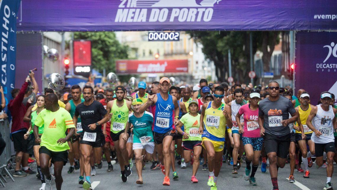 Inscrições abertas para a Meia do Porto