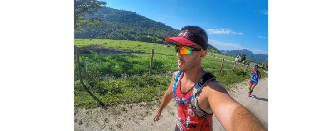 Do sobrepeso ao trail run: Rodrigo Amorim avança sem pular etapas
