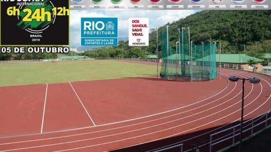 Ultra 24h leva 300 atletas à Vila Olímpica do Mato Alto, no Rio de Janeiro