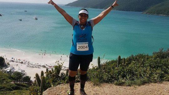 Juliana Mendonça se desafia mais uma vez na WTR Arraial do Cabo