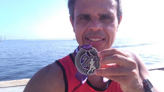 Carlos Laurindo: 'Correr é investir na vida e ser protagonista da própria história'