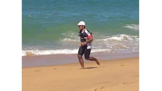 Eduardo Sampaio, de Vitória-ES, se prepara para realizar mais um sonho na Rio Ultra 24h