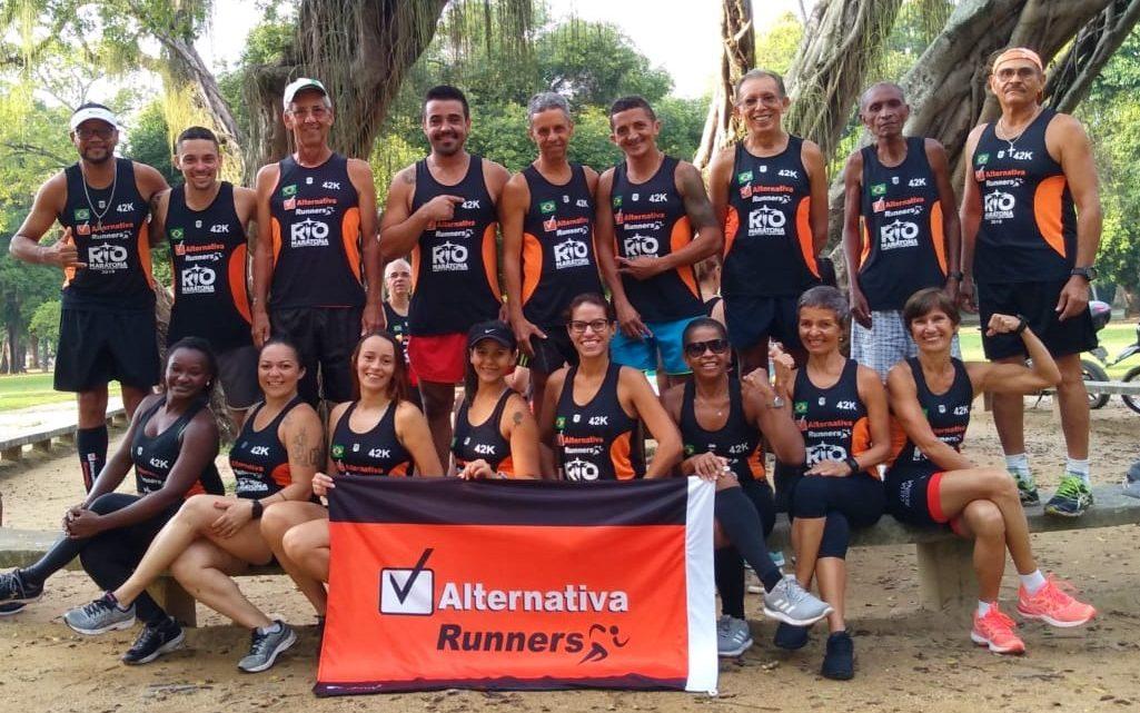 Ana Leotério: paixão e conhecimento à frente da Alternativa Runners