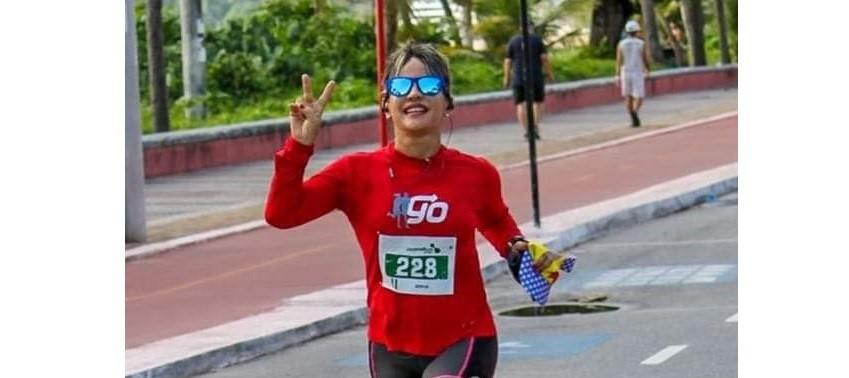 Sofia Gomes, da Go Runners: 'Na corrida somos obrigados a vencer a nós mesmos!'