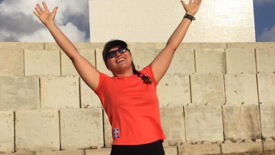 Ana Hélia e a redenção através da corrida