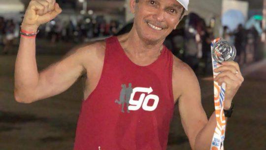 Leonel e a corrida: o flerte, o namoro e o casamento através da Go Runners