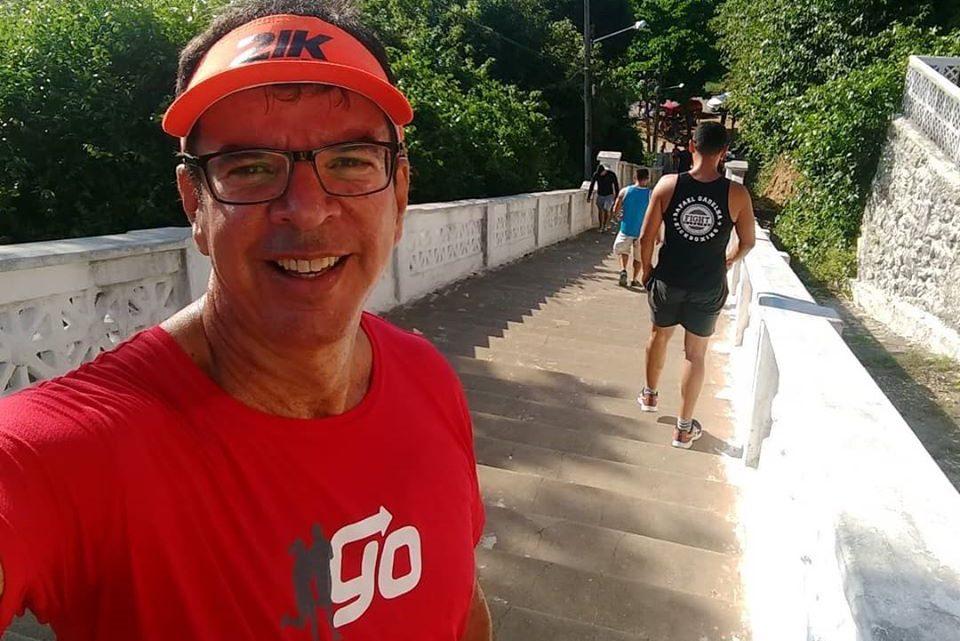 Maurício Costa: do receio nos primeiros 5K aos planos para a meia maratona
