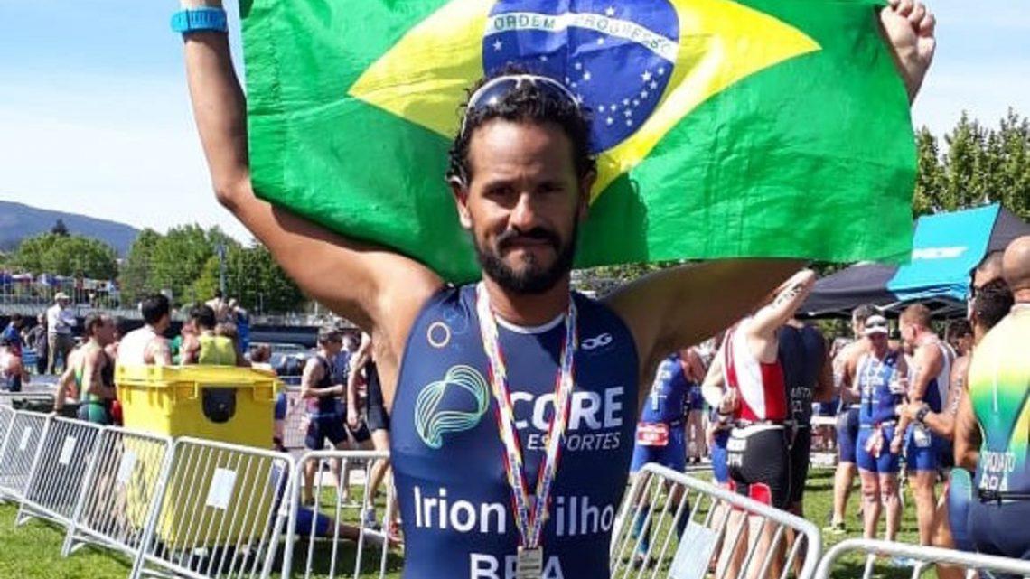"""Irion Filho: 'Se adaptar a um mundo diferente será primordial e utilizar o esporte em nossas vidas pode contribuir nesse processo"""""""