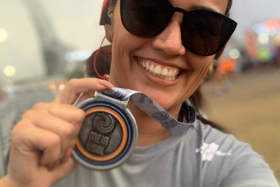 Elisa de Araujo: 'cada plaquinha para mim é um orgulho!'