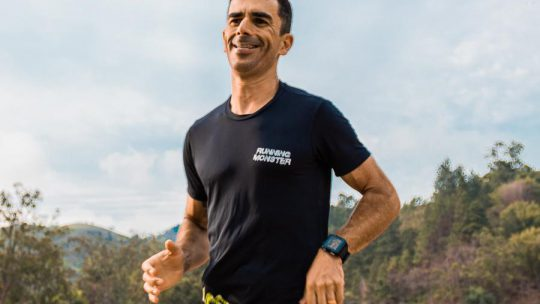 Rodrigo Machado: um Running Monster no Caminho do Imperador, na One Hundred Brasil