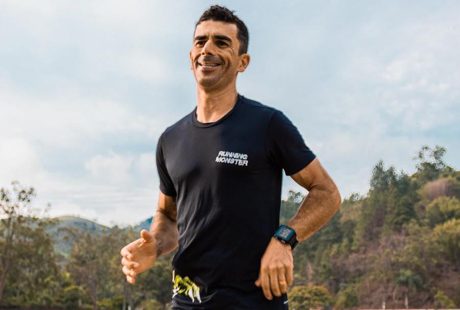 Rodrigo Machado: um Running Monster no Caminho do Imperador, na One Hundred Brasil